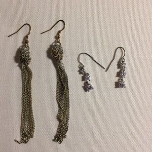 2 EARRINGS BUNDLE